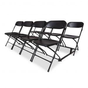 Krzesło składane Polyfold Click