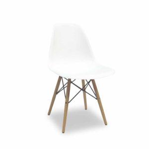 Krzesło Paris białe