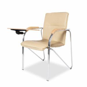Krzesło konferencyjne z pulpitem