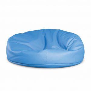 Pufa Big Bag błękitna