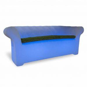 Sofa LED 3 os.