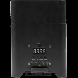 Par bateryjny 4x8W RGBWAP LED