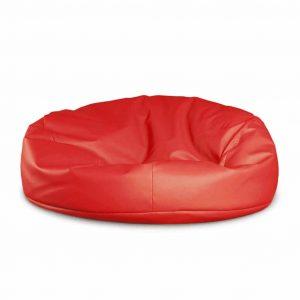 Pufa Big Bag czerwona