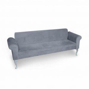Sofa tapicerowana 3 os. Decor szara